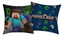 3D Polštářek Minecraft Steve  40/40