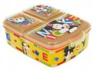 BOX NA SVAČINU MICKEY 3 díly