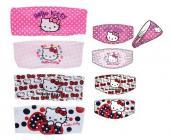 Čelenka Hello Kitty bílo - červená AKCE 50% SLEVA 119kč na 59kč