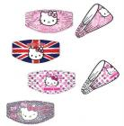 Čelenka Hello Kitty červená bílé puntíky AKCE 50% SLEVA 119kč na 59kč
