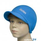 Dětská Softshellová kšiltovka modrá vel. 48