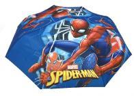 Dětský skládací deštník Spiderman manuální