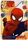 Fleesová deka Spiderman AKCE 299KČ na 249kč