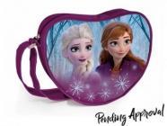 Kabelka taška Frozen srdíčko AKCE 299kč na 259kč