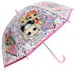 Průhledný deštník L.o.L Surprise