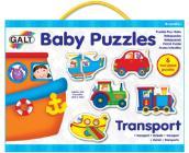 Puzzle pro nejmenší Dopravní prostředky AKCE